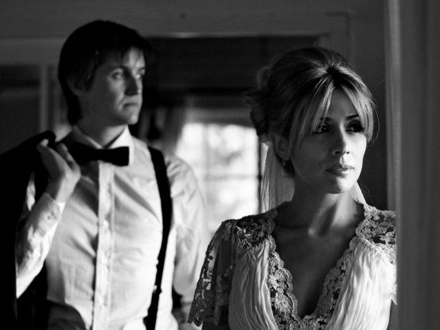 El casamiento de Pamela y Gastón