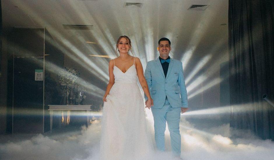 El casamiento de Federico y Melanie en Flores, Capital Federal