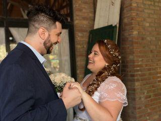 El casamiento de Sofia y Sergio