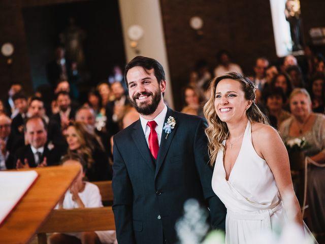 El casamiento de Ceci y Fran