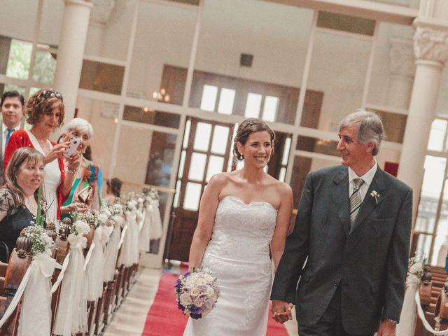 El casamiento de Franco y Fernanda en Ezeiza, Buenos Aires 35