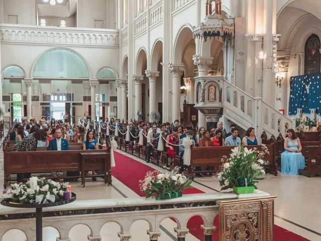 El casamiento de Franco y Fernanda en Ezeiza, Buenos Aires 37