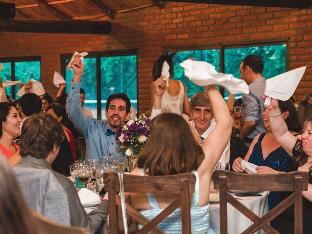 El casamiento de Franco y Fernanda en Ezeiza, Buenos Aires 77