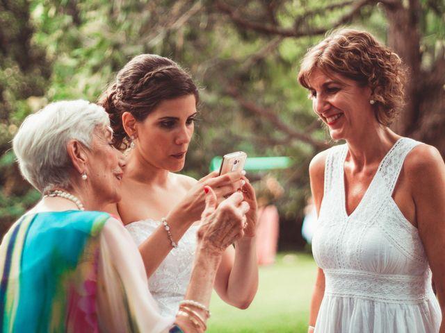 El casamiento de Franco y Fernanda en Ezeiza, Buenos Aires 90