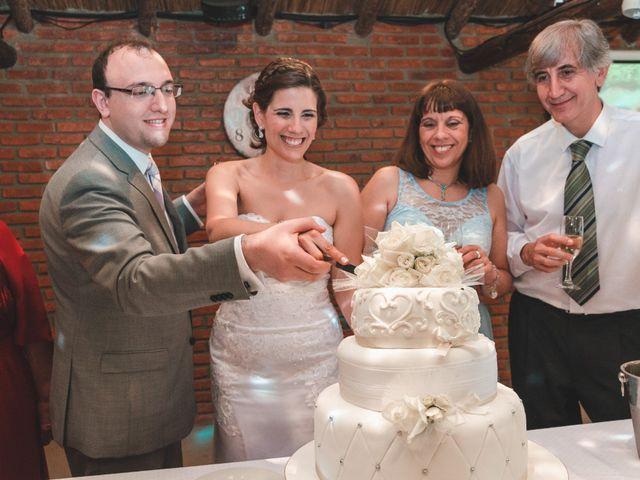 El casamiento de Franco y Fernanda en Ezeiza, Buenos Aires 98
