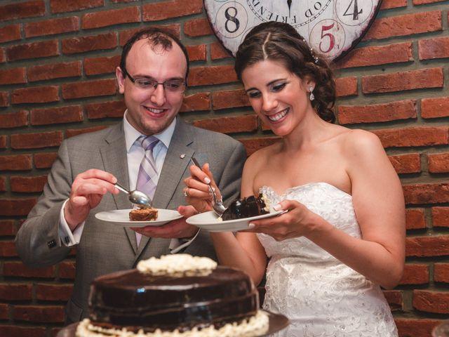 El casamiento de Franco y Fernanda en Ezeiza, Buenos Aires 100