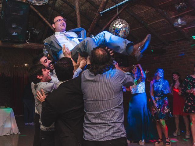 El casamiento de Franco y Fernanda en Ezeiza, Buenos Aires 114