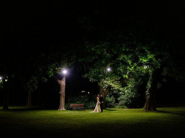 El casamiento de Laura y Fernando