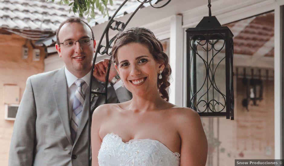 El casamiento de Franco y Fernanda en Ezeiza, Buenos Aires