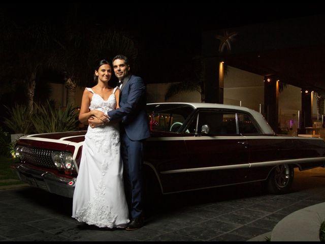 El casamiento de Cinthya y Fernando