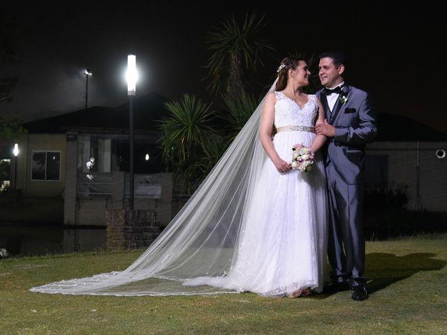 El casamiento de Celeste y Hernan