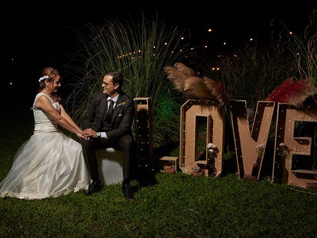 El casamiento de Maru y Ricardo