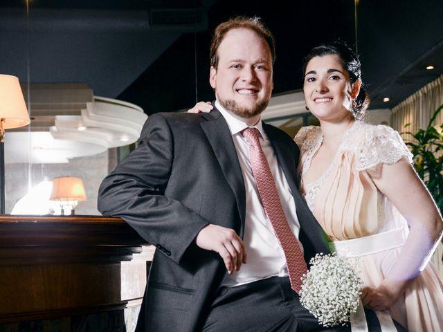 El casamiento de Milagros y Alejandro