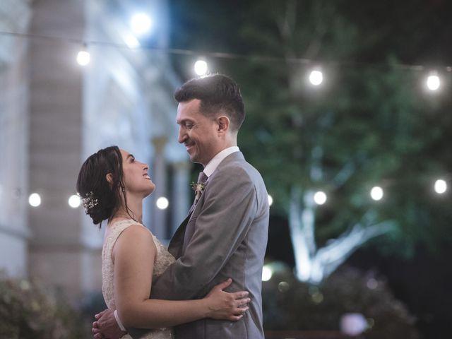 El casamiento de Leti y Álvaro