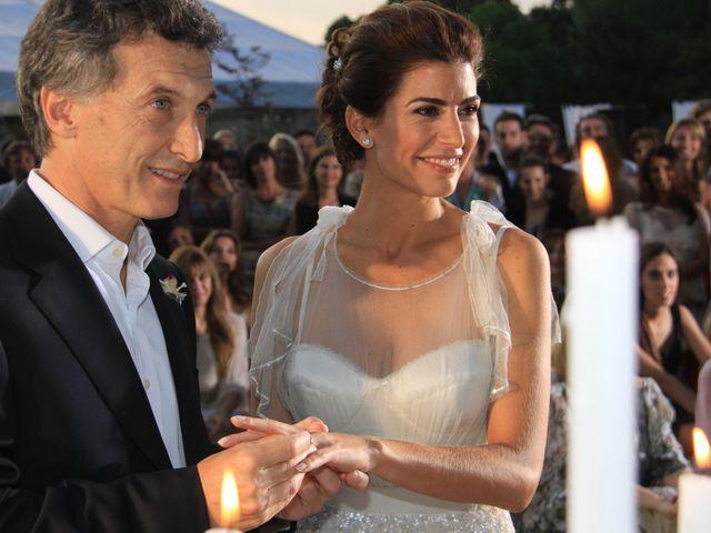 El casamiento de Juliana y Mauricio