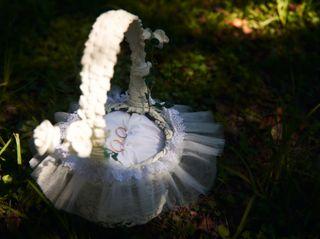 El casamiento de Noelia y Fraanco 1