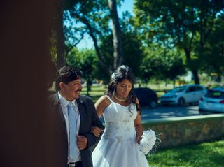 El casamiento de Noelia y Fraanco 2