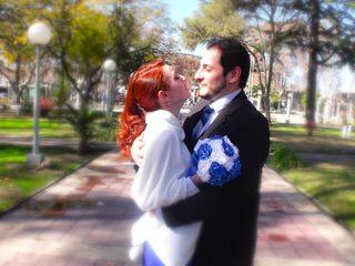 El casamiento de Evelina y Fabricio