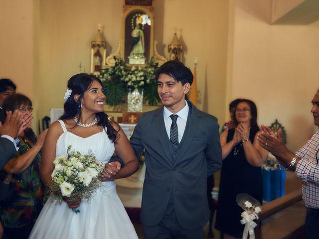 El casamiento de Noelia y Fraanco