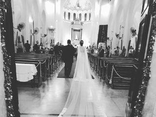 El casamiento de María  y Adrián  3