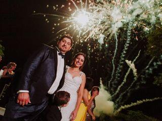 El casamiento de María  y Adrián
