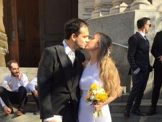 El casamiento de Gisela y Martin 2