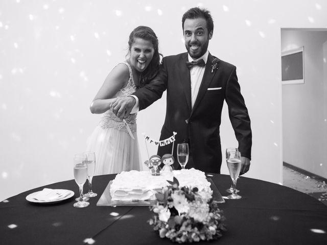 El casamiento de Agus y Cristian