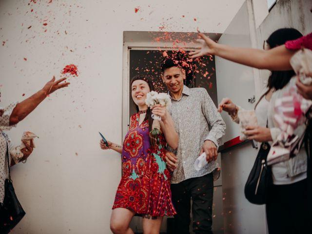 El casamiento de Batu y Orgui en Quilmes, Buenos Aires 17