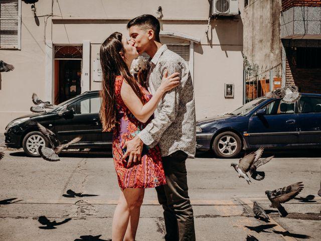 El casamiento de Batu y Orgui en Quilmes, Buenos Aires 19