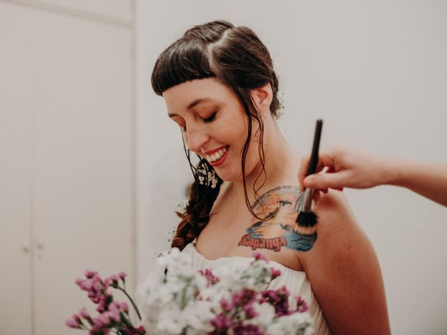 El casamiento de Batu y Orgui en Quilmes, Buenos Aires 22