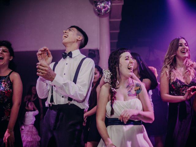 El casamiento de Batu y Orgui en Quilmes, Buenos Aires 34