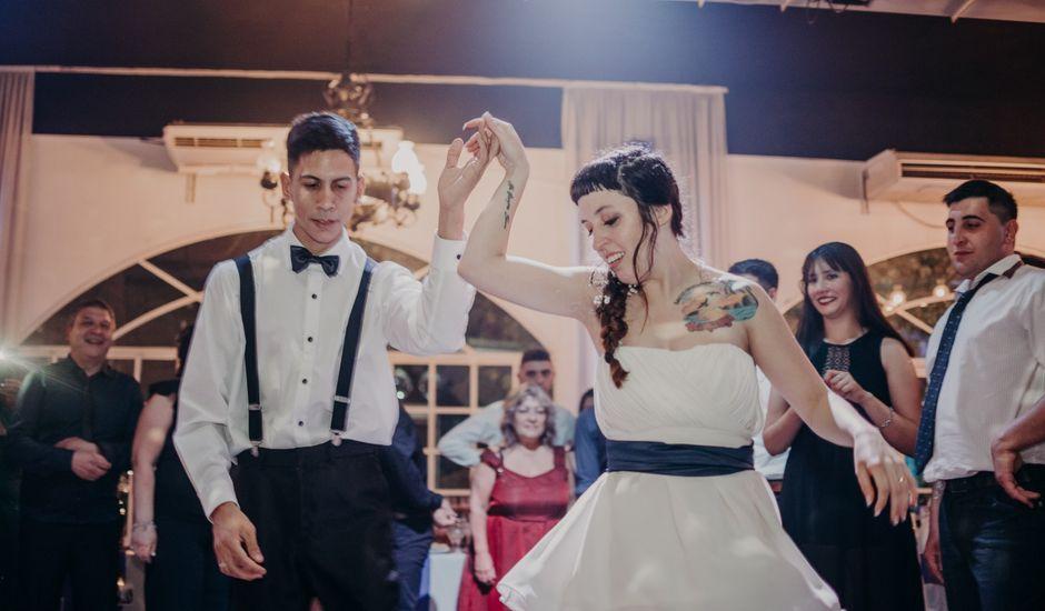 El casamiento de Batu y Orgui en Quilmes, Buenos Aires