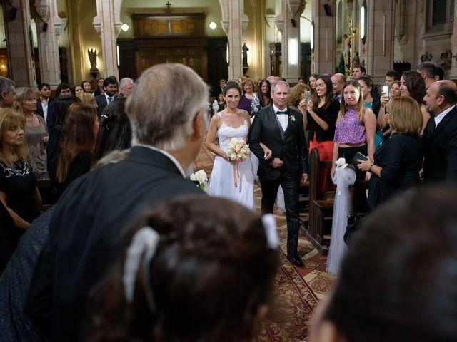 El casamiento de Nacho y Vero en Granadero Baigorria, Santa Fe 24