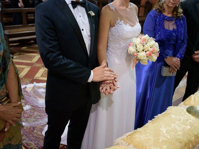 El casamiento de Nacho y Vero en Granadero Baigorria, Santa Fe 25