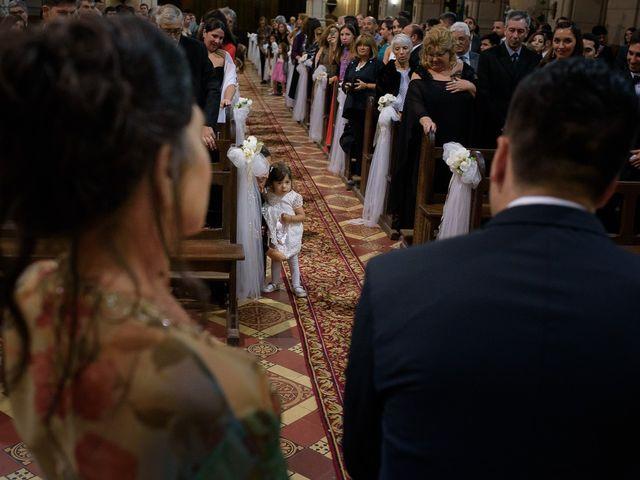 El casamiento de Nacho y Vero en Granadero Baigorria, Santa Fe 26