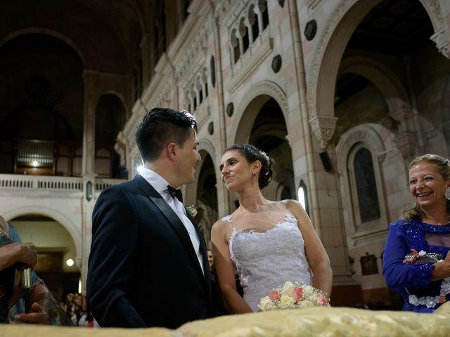 El casamiento de Nacho y Vero en Granadero Baigorria, Santa Fe 28