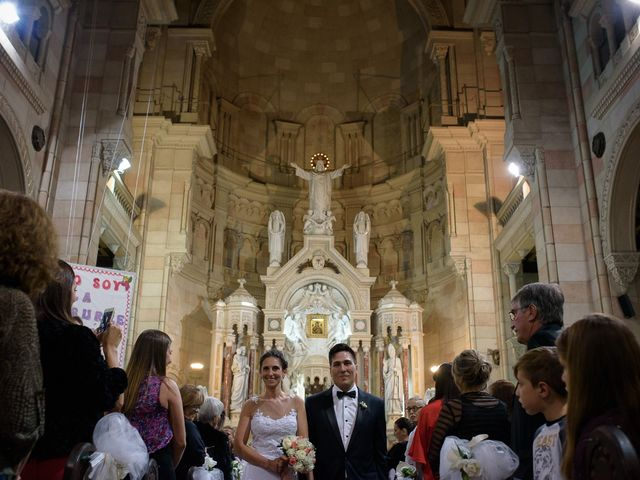 El casamiento de Nacho y Vero en Granadero Baigorria, Santa Fe 29
