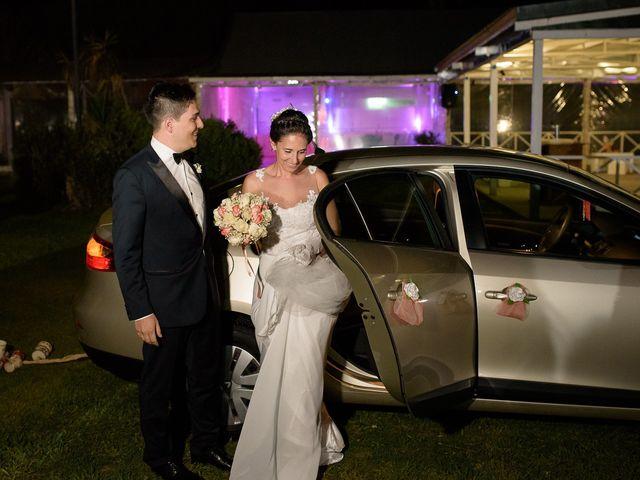 El casamiento de Nacho y Vero en Granadero Baigorria, Santa Fe 35