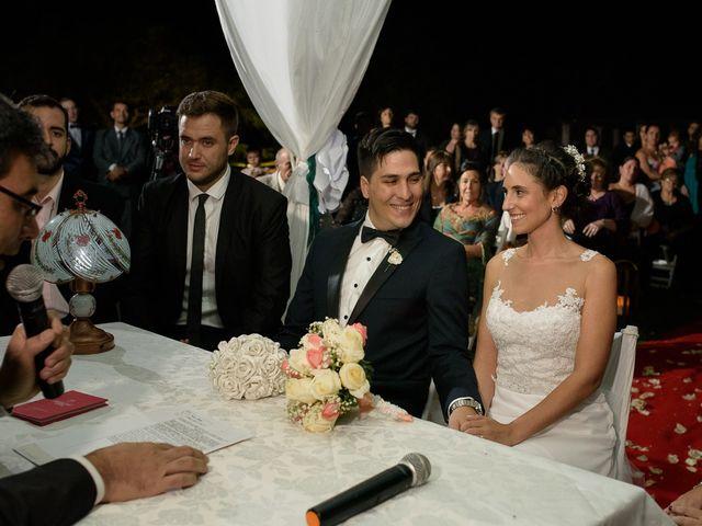 El casamiento de Nacho y Vero en Granadero Baigorria, Santa Fe 36