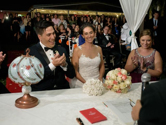 El casamiento de Nacho y Vero en Granadero Baigorria, Santa Fe 37