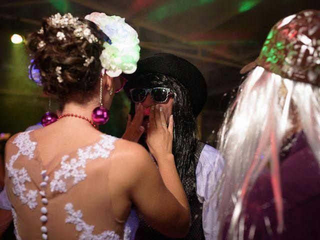 El casamiento de Nacho y Vero en Granadero Baigorria, Santa Fe 57