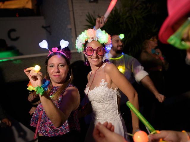 El casamiento de Nacho y Vero en Granadero Baigorria, Santa Fe 62