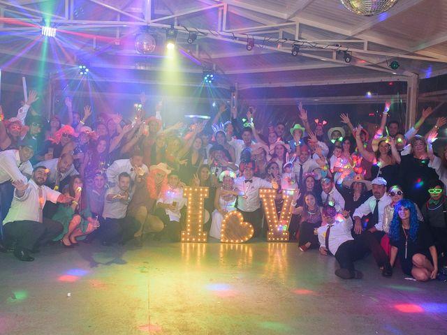 El casamiento de Nacho y Vero en Granadero Baigorria, Santa Fe 66