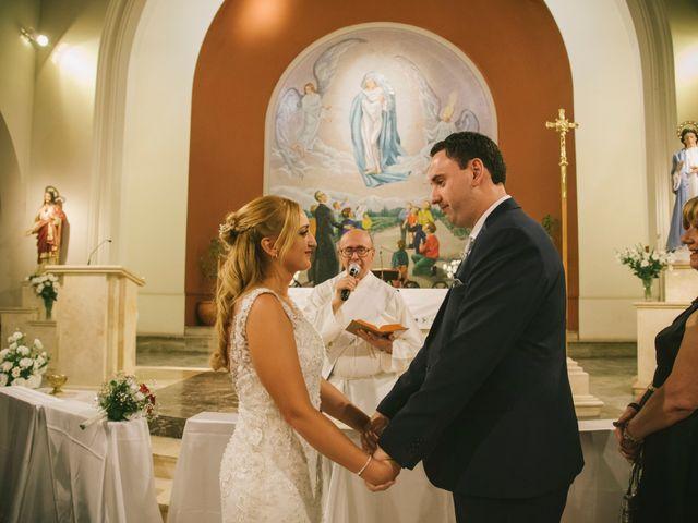 El casamiento de Martín y Ana en Bermejo, Mendoza 26