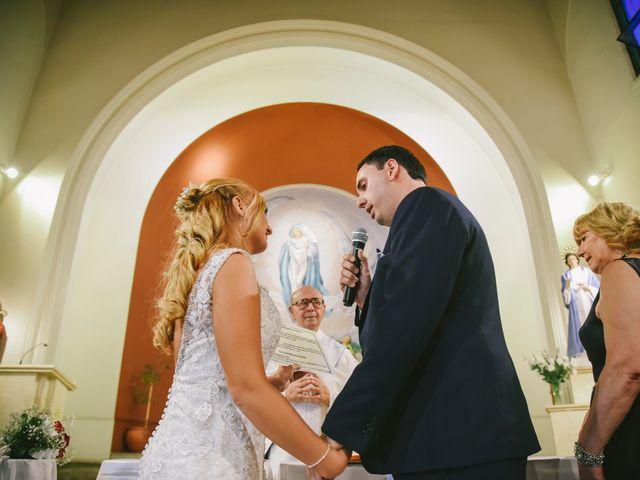 El casamiento de Martín y Ana en Bermejo, Mendoza 27