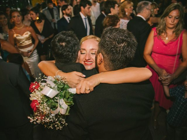 El casamiento de Martín y Ana en Bermejo, Mendoza 28