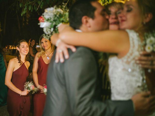 El casamiento de Martín y Ana en Bermejo, Mendoza 41