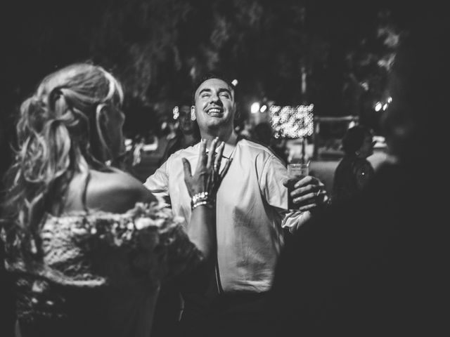 El casamiento de Martín y Ana en Bermejo, Mendoza 61