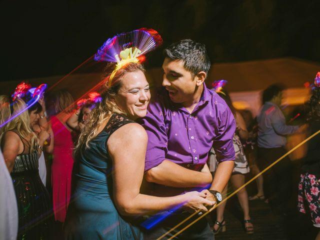 El casamiento de Martín y Ana en Bermejo, Mendoza 63