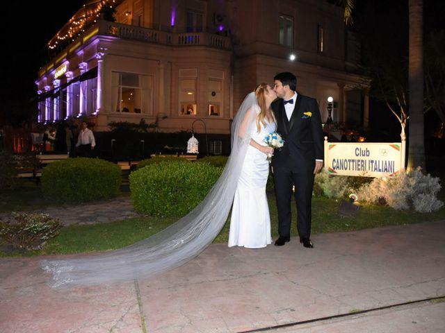 El casamiento de Daiana y Ariel